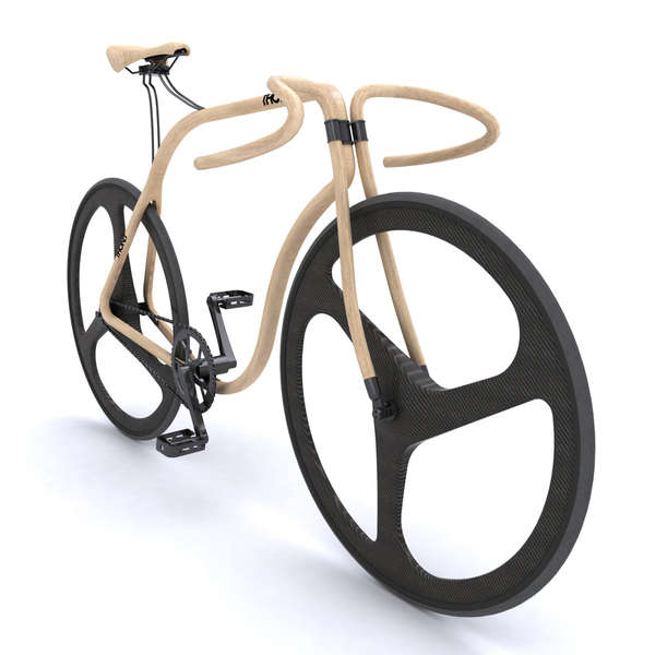 andy martin thonet bike
