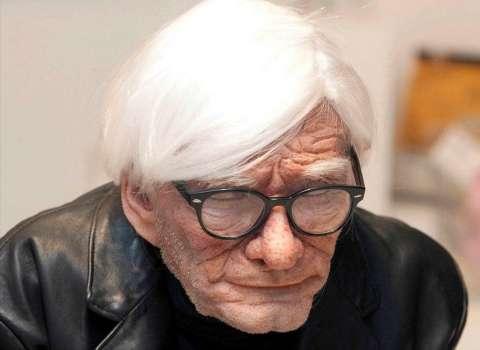 Andy Warhol at 83 Years Old
