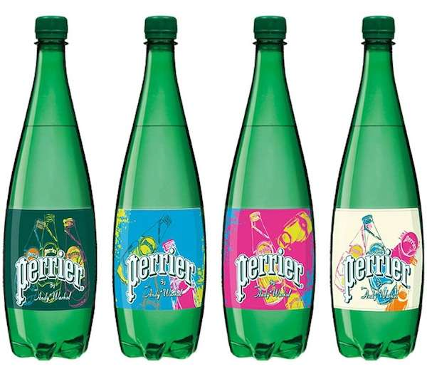 Pop Art Bottle Campaigns