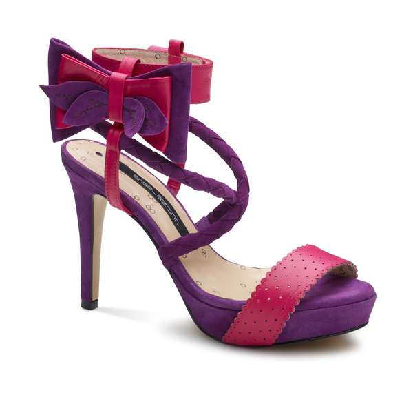 Colorfully Feminine Footwear