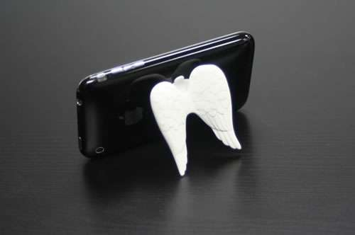 Angel Wings Phone Stand