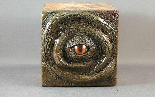 Creepy Eye Containers