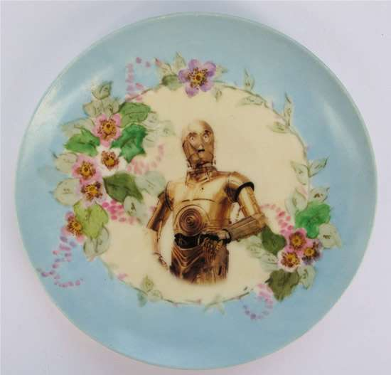 angela rossi antique plates