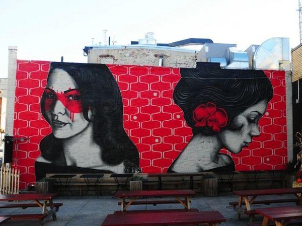 Fierce Femmes Street Art