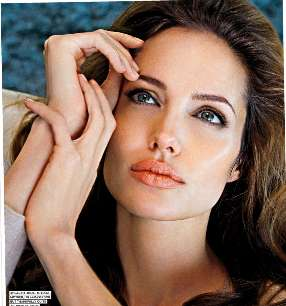 Angelina Jolie Stylist UK
