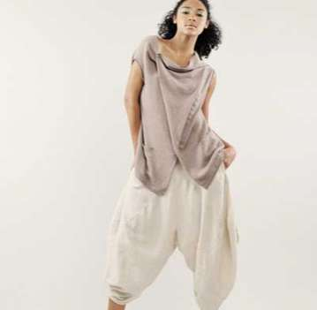 Roomy Draped Fashion