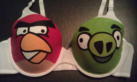 Irate Avian Undergarments