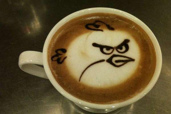 Caffeinated Furious Fowls