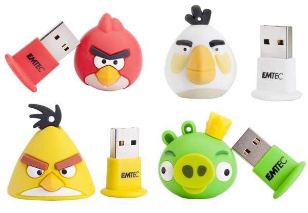 Avian-Slinging USBs