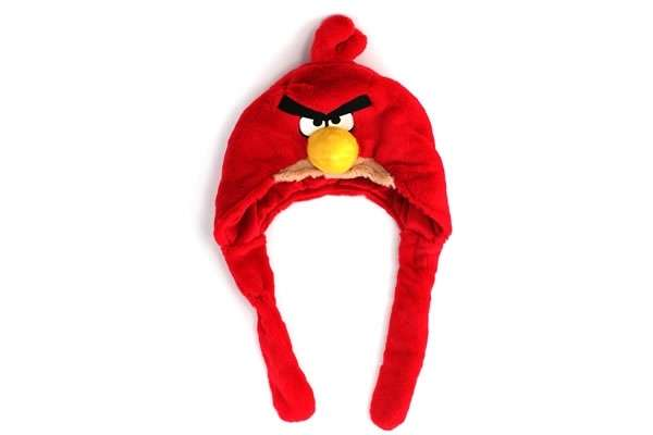 Angry Birds Plush Laplander Hat