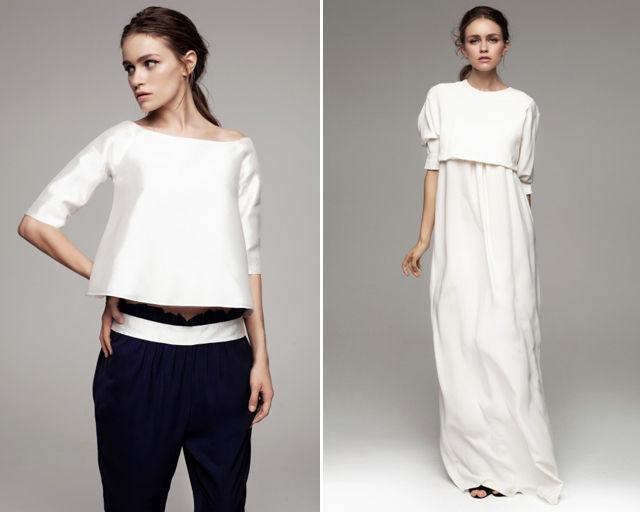Ladylike Angular Fashion
