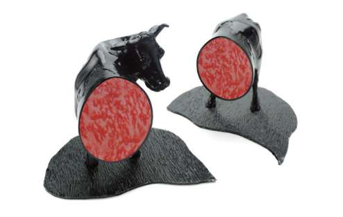 Butchered Bovine Paperweights