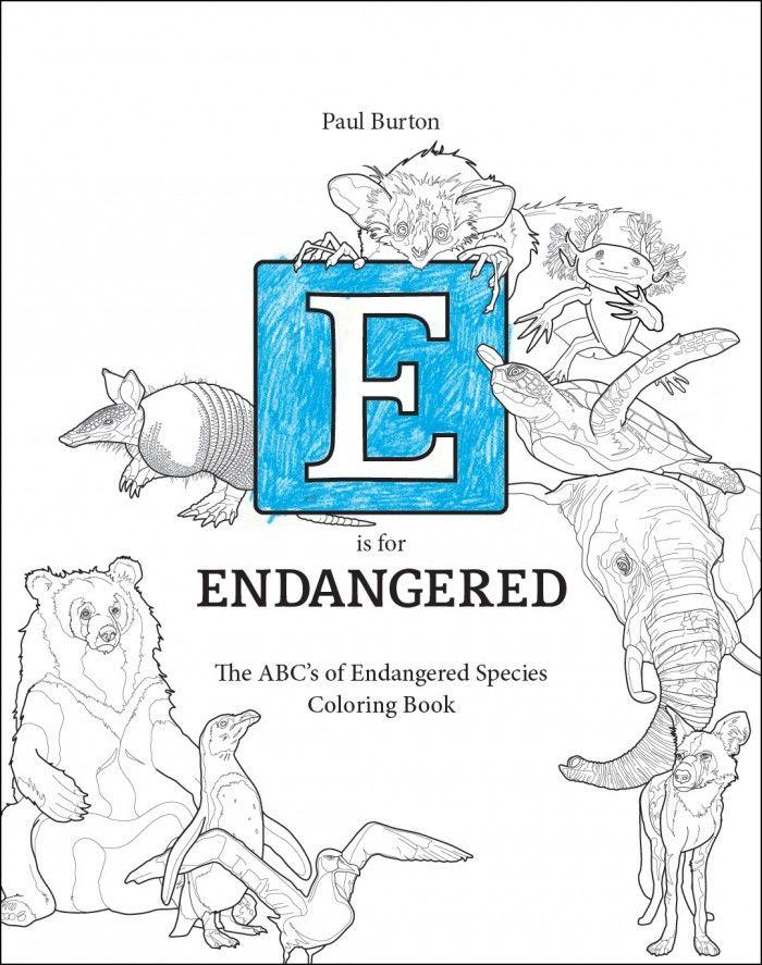Animal Awareness Coloring Books