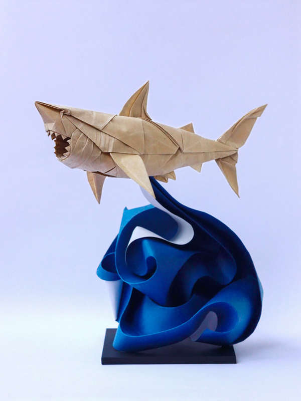 Crafty Paper Critter Sculptures