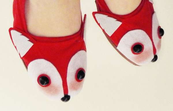 Animal Mary Jane Shoes