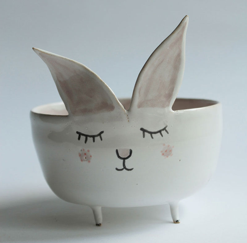 Adorable Anthropomorphic Dishes