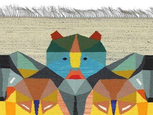 Modular Animal Tapestries