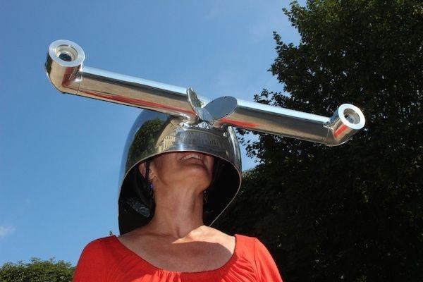 Animal Vision Helmets