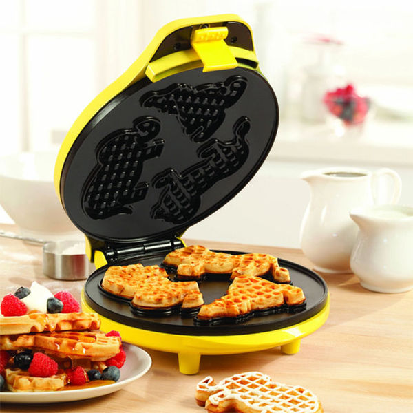 Whimsical Waffle Makers