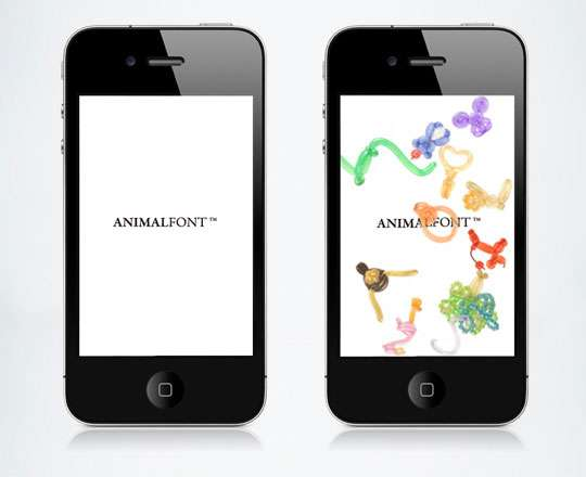 Animalfont App