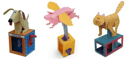 Paper Animation Kits