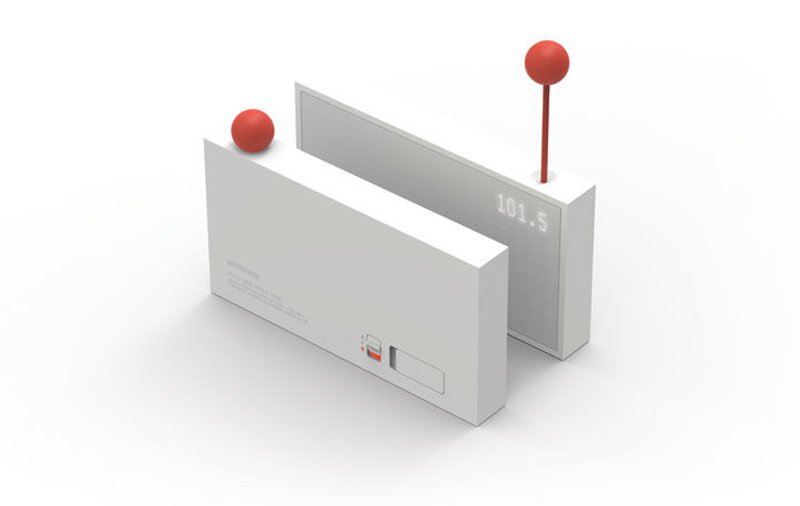 Animated Radio Antennae