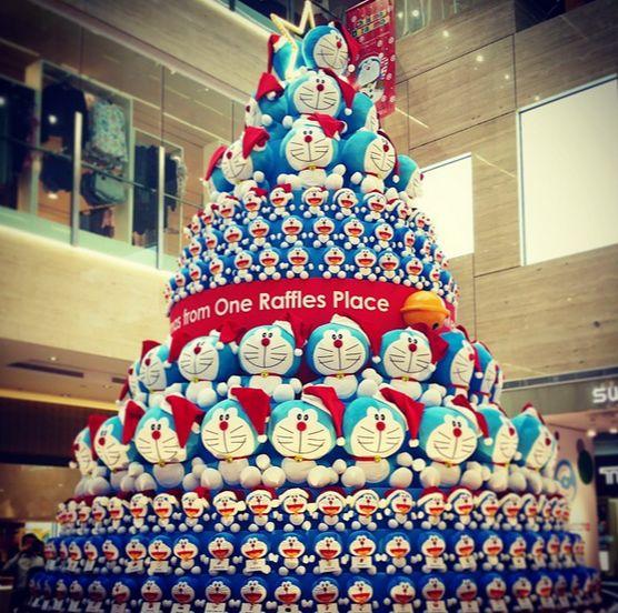 Anime Christmas Trees