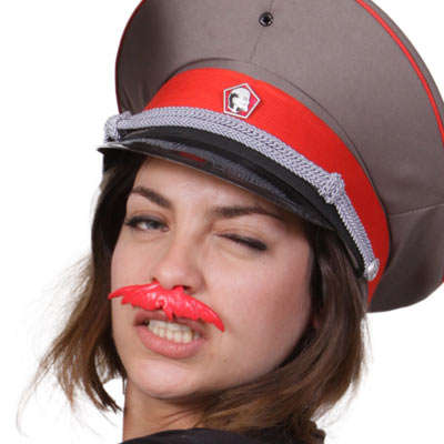 Plastic Novelty Mustaches