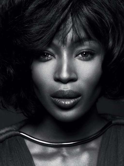 Anitdote Magazine with Naomi Campbell