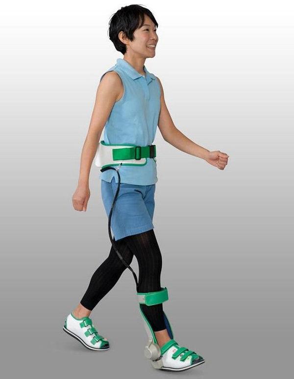 Physically Assistive Exoskeletons