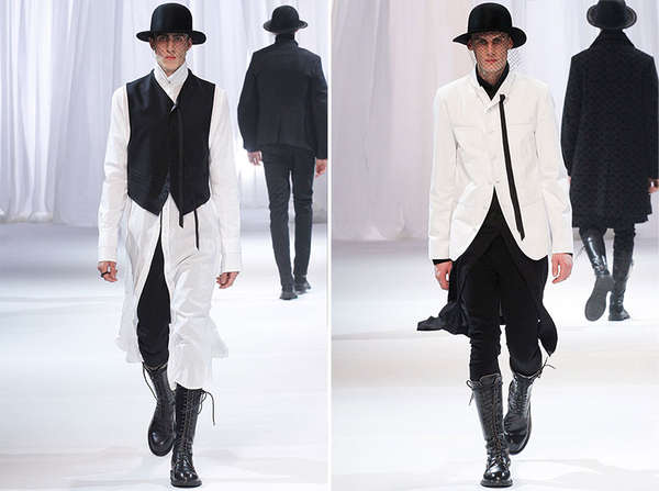 Edgy Amish Runways