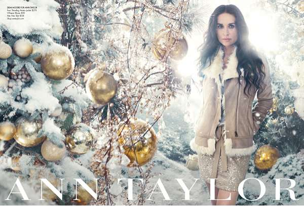 Ann Taylor Holiday 2011