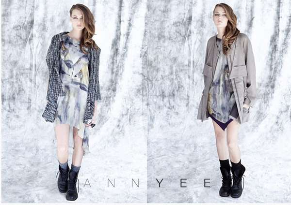 ann yee fall winter 2012 collection