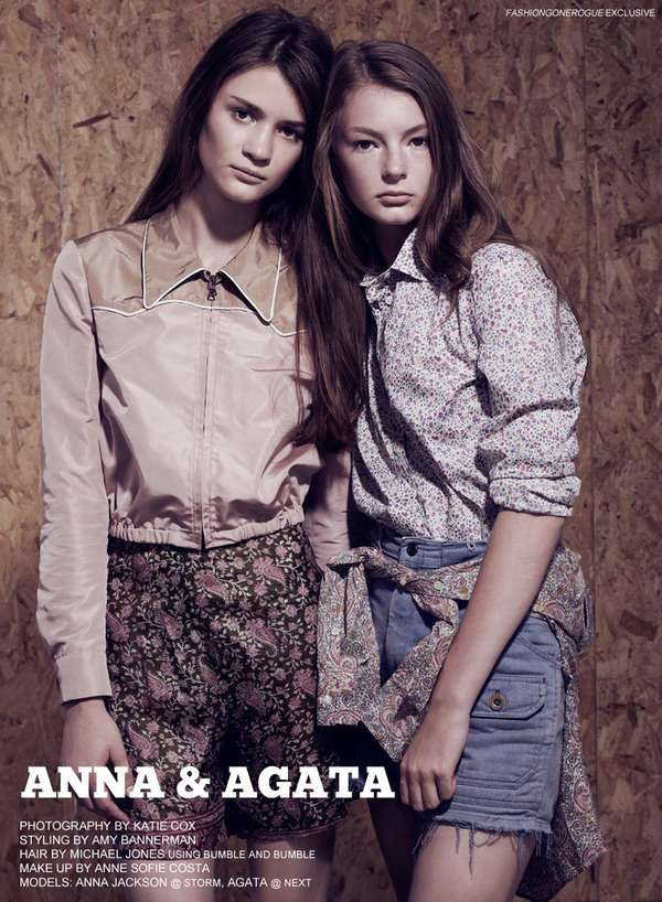 Anna & Agata Fashion Gone Rogue