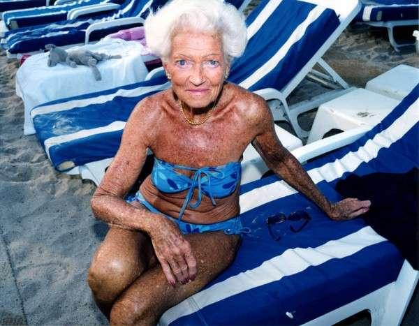 Granny Glam Pictorials