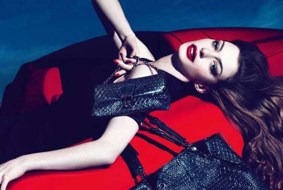 Red Hot Handbag Ads