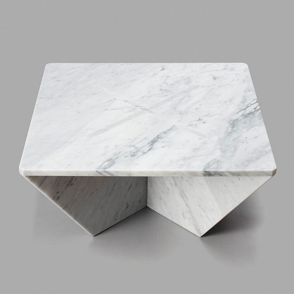 Collapsible Marble Furnishings