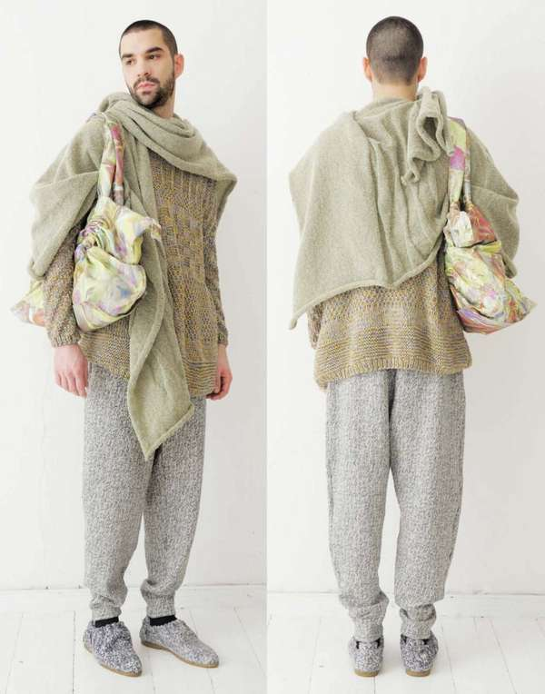 Nomadic Knitwear Collections