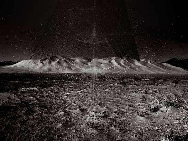 Alien Landscape Photography