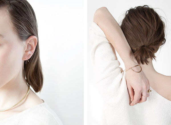 Minute Minimalist Jewelry