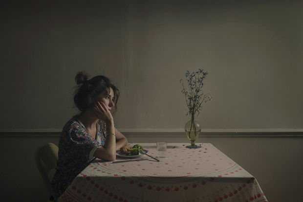 Poignant Heartbreak Portraits