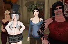 Another Second Life Lawsuit