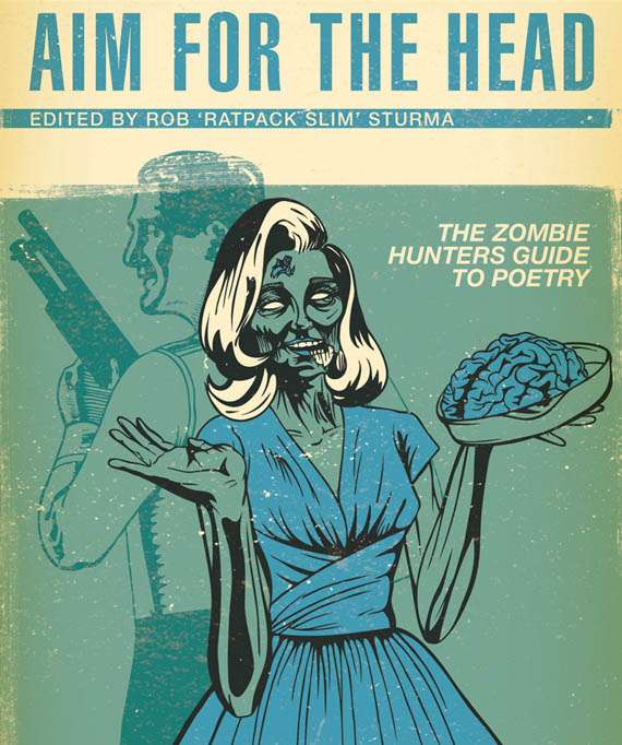Anthology of Zombie Poetry