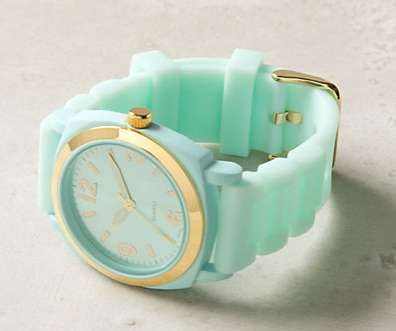 Chic Candy-Like Timepieces