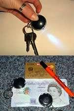 Anti-Counterfit Gadget