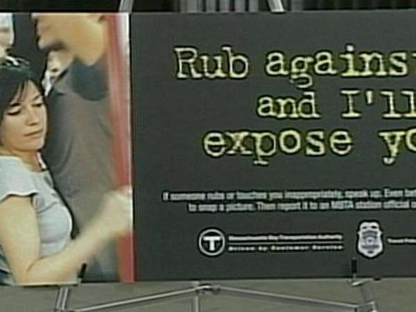Anti-Grope Ads