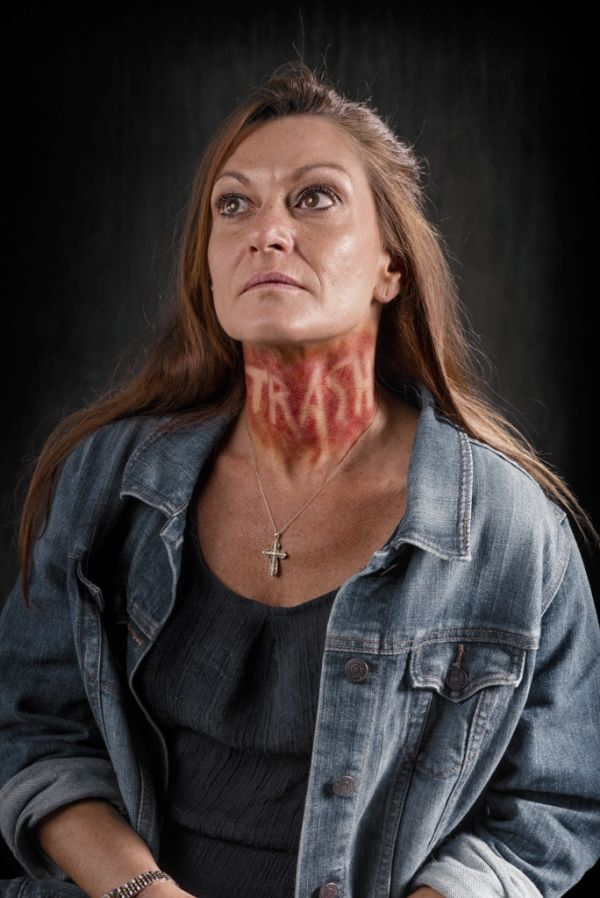 Poignant Anti-Abuse Photography