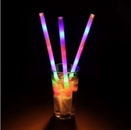 Drug-Detecting Drinking Straws