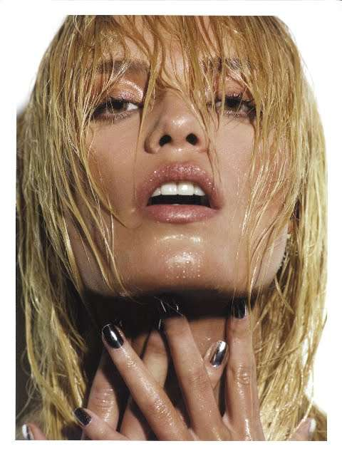 Sweat-Soaked Editorials