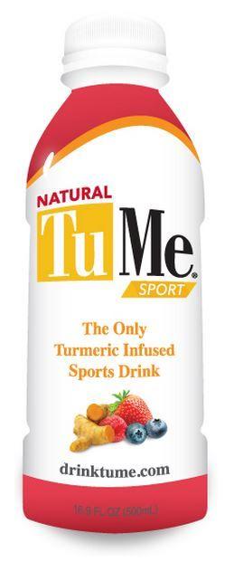 Turmeric-Infused Sports Drinks